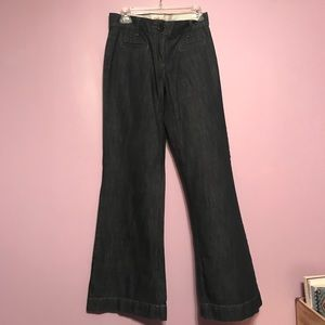 CAbi size 6 flare jeans